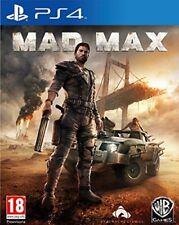 MAD MAX - PLAYSTATION 4 - PS4