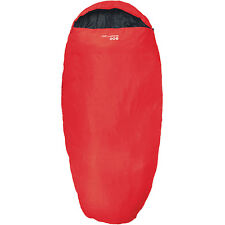 Yellowstone Sleeping Bag Pod Oversize Wide Sleepwell 300 Camping 2 Season Sb024 Red