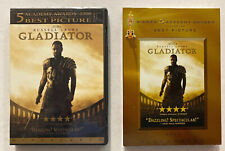 Russell Crowe is Gladiator Dvd