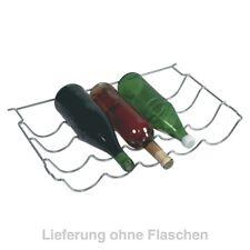 Bosch Siemens 669688 Flaschenablage Gitter Edelstahl 500x44x305mm Kühlschrank