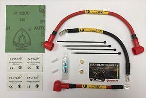 ES-05 Ducati Hi Cap Electric Upgrade Cable Kit  for 748 916 996