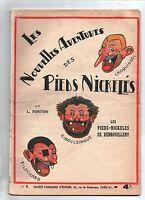 Les Pieds Nickelés 1. se débrouillent.  FORTON SPE 1938. Bel état
