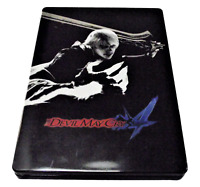 Devil May Cry 4 Steelbook XBOX 360 PAL *Complete*