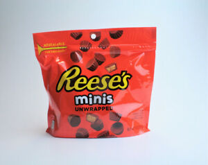 Reese's Peanut Butter Cups Minis Unwrapped 215g