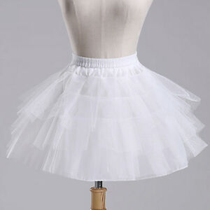 Flower Girl dress Children Under skirt Kid Wedding Crinoline Children Petticoat