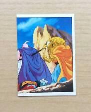 FIGURINE PANINI - DRAGON BALL Z 1989 - FIGURINA N°136 - NUOVA - NEW STICKER