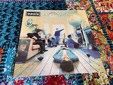 Oasis - Definitely Maybe Lp Vinyl Album , CRE LP 169 Damont Pressing - Gallagher
