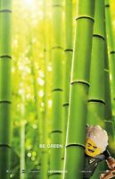 The Lego Ninjago Movie Poster Olivia Munn v10 Koko 24x36 - Be Kind