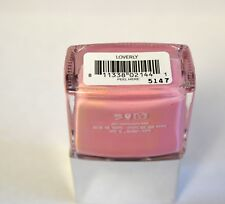BUTTER LONDON PATENT SHINE 10X NAIL LACQUER VERNIS POLISH LOVERLY 0.4 OZ
