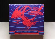 Pokemon Sword and Shield Darkness Ablaze Elite Trainer Box
