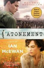 Atonement by Ian McEwan (2007, Paperback, Movie Tie-In)