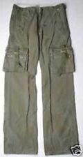 PRPS Khaki Green Milt Cargo Pants (33) P37P04