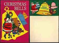 MARCH OF COMICS 297 CHRISTMAS BELLS RARE MINI SANTA COMIC GIVEAWAY PROMO F+