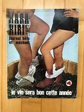 Hara Kiri n°97 octobre 1969