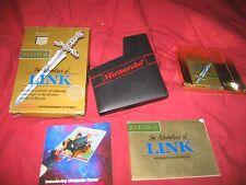 NES Nintendo Zelda II 2 The Adventure of Link Complete In Box CIB
