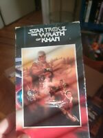 Star Trek II: The Wrath of Khan (VHS, 1996)