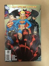 SUPERMAN BATMAN #50 SUPERGIRL MCGUINESS VARIANT 1ST PRINT DC COMICS 2008