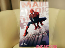 HOT TOYS HOTTOYS SPIDER-MAN 1:6 FIGURE ACTION COLLECTION EDITION  SPIDER MAN 2