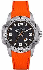 Nautica NAI12519G Stainless Steel Men's Watch
