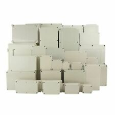 Waterproof ABS Electronic Project Enclosure Plastic Case Screw Junction Box AU