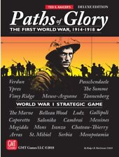 Paths of Glory - The First World War 1914-1918 Deluxe Edition, New