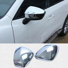 For Mazda Cx-5 Cx5 2012 2013 2014 Chrome Rear View Side Door Mirror Cover Cap