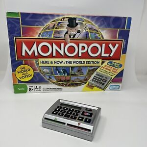 Monopoly Here & Now The World Edition Electronic Banking Unit Replacement Piece