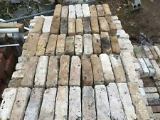 Newly Reclaimed Yellow Stock Bricks 500 For £350!