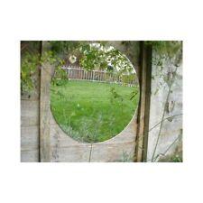 Garden Mirror Acrylic Outdoor Plastic Safety Mirror Circle Round Shape