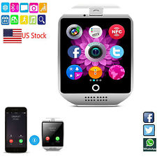 US Bluetooth Smart Wrist Watch for Android Samsung LG HTC Lady Women Girls Gift