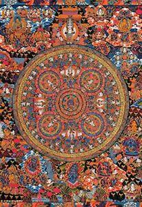 BEVERLY Jigsaw Puzzle 1000 pcs Shakyamuni Buddha Mandala from Japan xn9#
