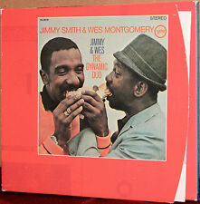 VERVE CD 314-521-445-2: JIMMY SMITH & WES MONTGOMERY, The Dynamic Duo - 1997 USA