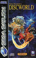 ## Discworld 1 - SEGA SATURN Spiel - TOP ##