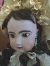 boucles d'oreille pour poupée  ancienne Jumeau ou autres refcdt1