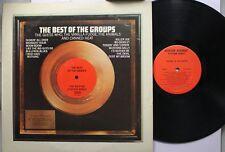 Rock LP Verschiedene Künstler The Best Of Die Groups Auf Zepter