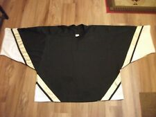 Pittsburgh Penguins Goalie Cut Hockey Jersey Measures Out To A Huge Size 64 Nice
