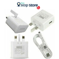 Original Samsung 1AMP Mains Charger & Micro USB for J Series,A Series and Note