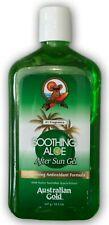 Australian Gold/Soothing Aloe Aftersun Gel 547ml/Solariumkosmetik/Sonnenschutz