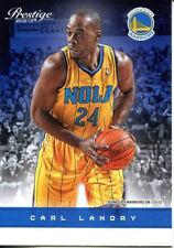 2012 13 Panini Prestige 87 Carl Landry Golden State Warriors NM NBA Trading Card