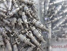 250 Pcs  A/C AC Schrader Valves  HVAC all refriger R134A R12  lot of 250 pieces.