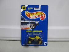 Hot Wheels Suzuki Quadracer #17 (1)