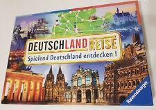 Deutschlandreise Brettspiel von Ravensburger guter Zustand