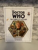 Doctor Who The Complete History Issue 16 (Vol.20) 3rd Doctor Jon Pertwee BBC TV