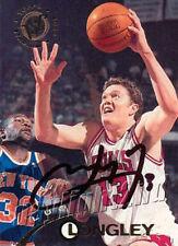 Autograph Minnesota Timberwolves Original NBA Basketball Trading Cards