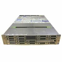 Sun X4270 Server 2x 2.26GHz QC, 16GB, 2x 146GB 10K SAS, DVD, Rack Kit
