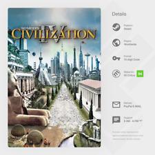 Sid Meier's Civilization IV (PC / MAC) - Steam Key [GLOBAL, MULTI-LANG, INSTANT]