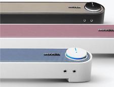 iRiver Computer Notebook Soundbar Stereo Speaker  IR-SB100 3Colar / Tracking No