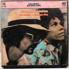 Al Kooper Session Shuggie Otis 4 Track Reel To Reel Tape 3 3/4 ips HC 1239
