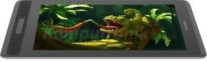 HUION KAMVAS PRO 12 Stand Graphics Display Battery Free Pen Tablet Monitor Tilt
