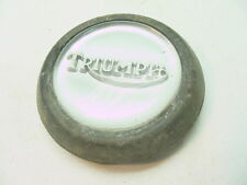 TRIUMPH 750 T140 TR7 GAS TANK CENTER RUBBER PLUG GROMMET PART # 97-5061 83-4776